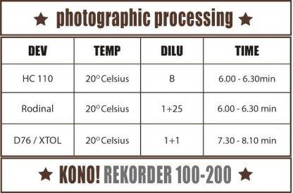 REKORDER 100-200 35mm