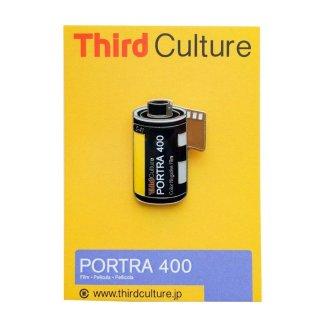 Portra 400 Lapel Pin