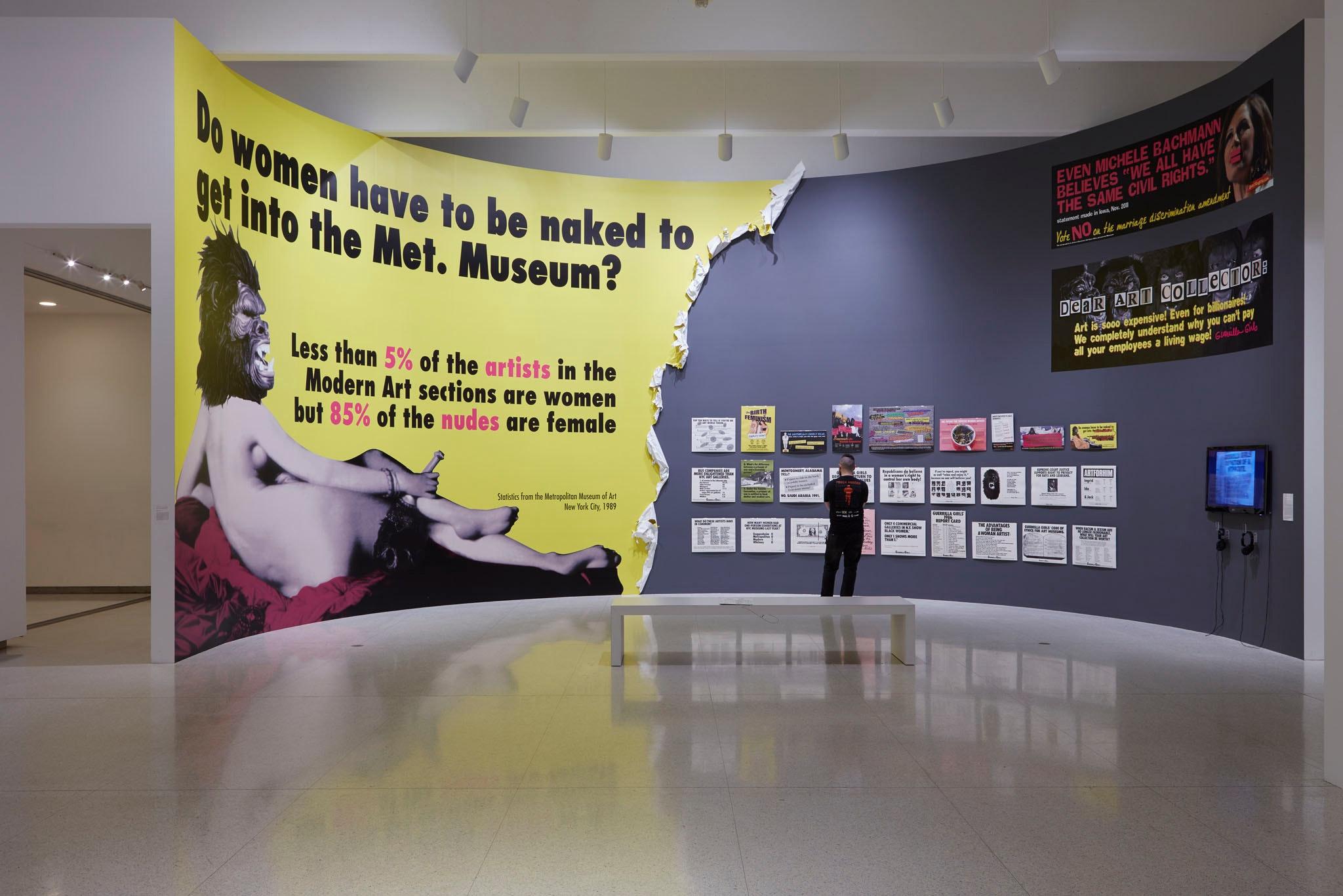 Art Center Guerrilla Girls