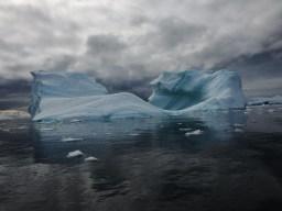 Unique iceberg in Cierva Cove