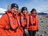 Grosvenor Teacher Fellows on Jougla Point