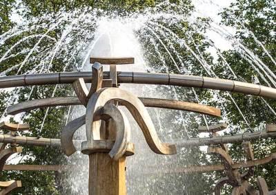 Rotary Fountain