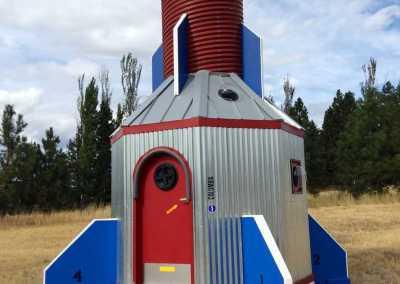 Make a Wish Spaceship