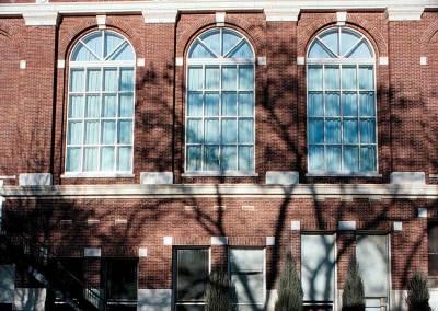 Showalter Hall