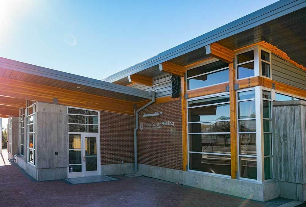 WSU Public Safety Building