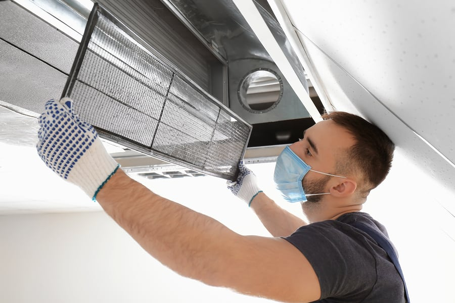 Air Duct Cleaning Tyler TX