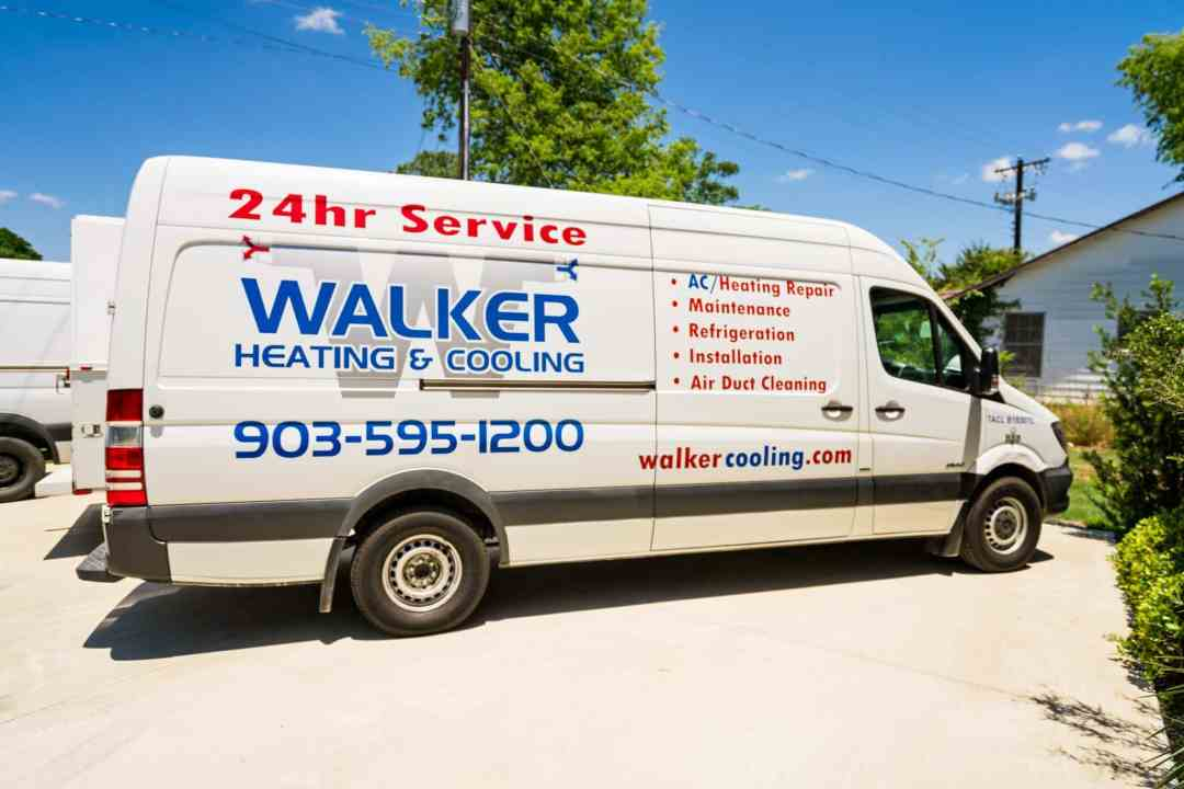 About Walker Heating & Cooling