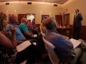 Commissioner's Public Meetings