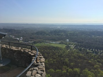 The View from Rock City