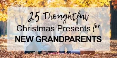 christmas presents for grandparents