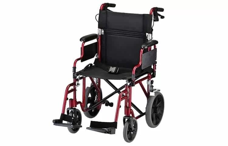 NOVA Lightweight Transport Chair Review