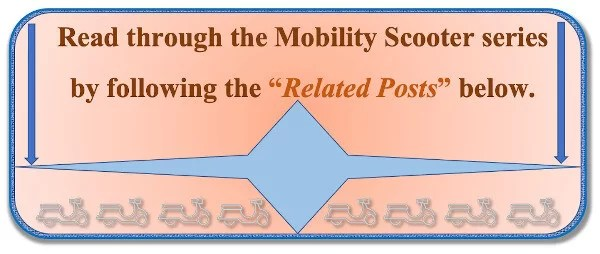 read the mobility scooter posts