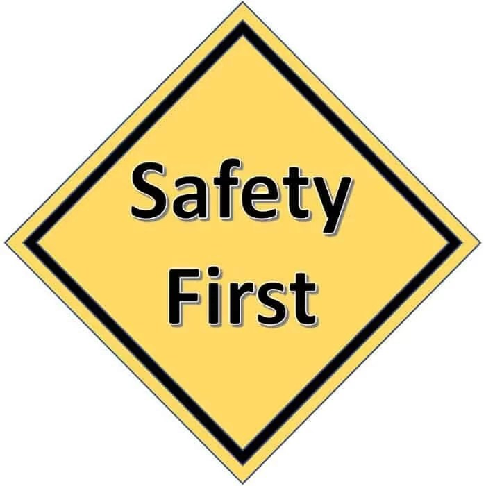 safety first fall prevention