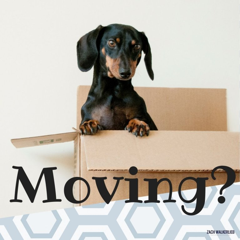 Change of Address Checklist – To Make Your Move Easier!