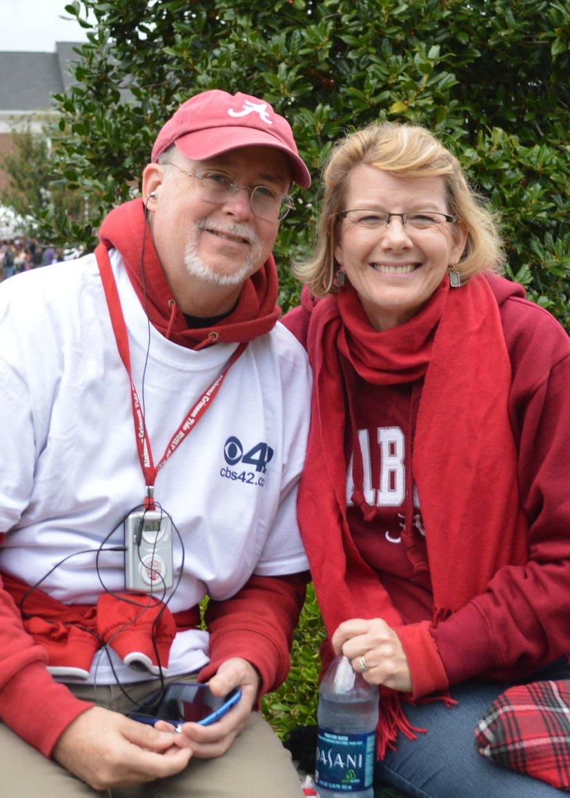 Jay & Alice LSU 2013