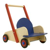 HABA Walker Wagon - First Push Toy