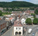 Dursley Town Centre