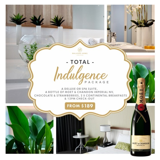 indulgence package 2019 FB SQ