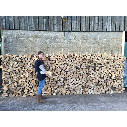Full Crate Kiln Dried Logs