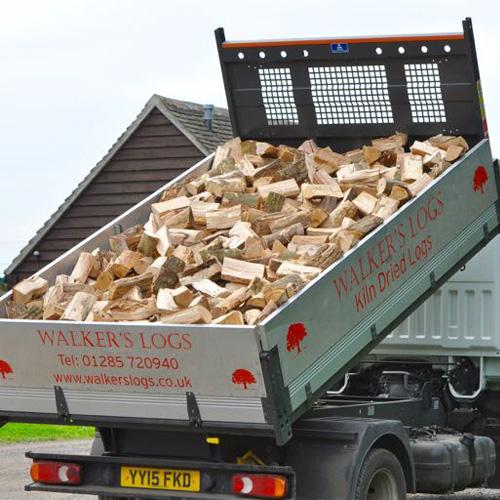 Double Load Kiln Dried Logs
