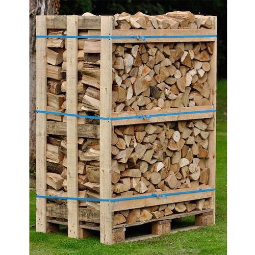 Full Crate Kiln Dried Logs