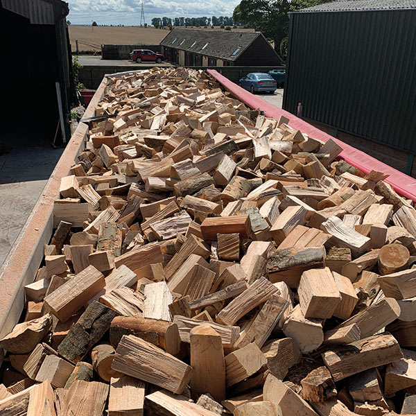 kiln dried logs cotswolds