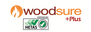 woodsure plus certified by hetas