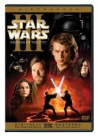 Star Wars Episode III Revenge of the Sith Widescreen Edition DVD