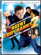 Agent Cody Banks 2 Destination London Special Edition DVD