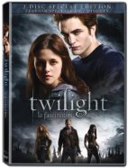Twilight la fascination two Disc Special Edition DVD