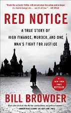 Red Notice A true story of high finance... by Bill Browder