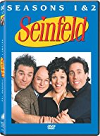 Seinfeld DVDs Season 1 and 2