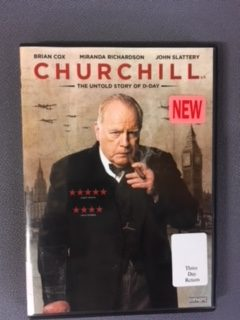 Churchill The Untold Story of D Day DVD
