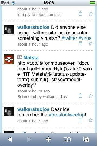 How to Delete the Twitter Virus (1/2)