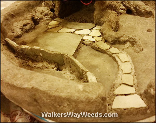 Stones Set in Mortar