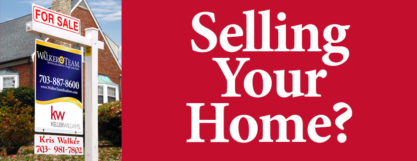 Walker Team Realtors Selling Your Home