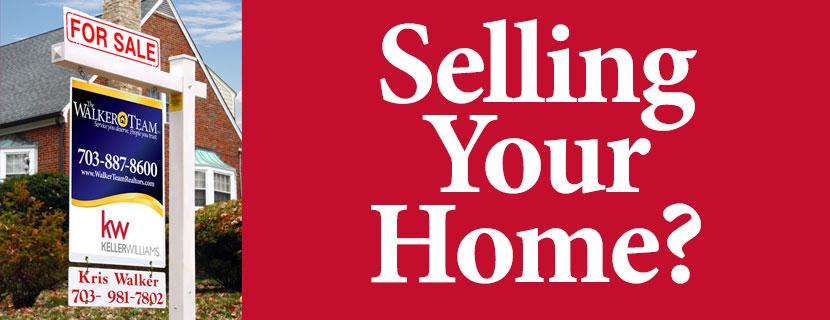 Walker Team Realtors Selling Your Home