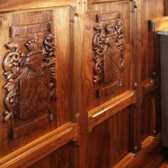 Kitchen Cabinet Crown Molding Cabinets Online Wholesale Decorative Details | Walker Woodworking