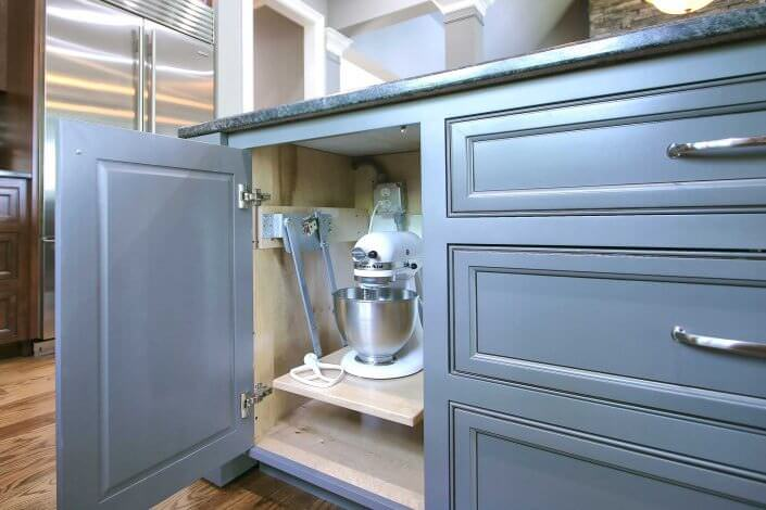 charlotte kitchen cabinets 33 x 19 sink classic stained - transitional | walker ...