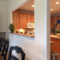 Pull Out Drawers For Kitchen Cabinets Cabinet Countertop Before And After Remodel Project 16   Walker Woodworking