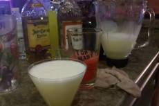 The fixings for a good Margarita...