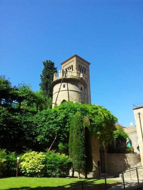 Cortile interno Palazzo della Provincia, Ravenna