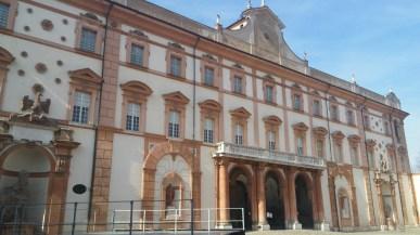 Facciata Palazzo Ducale di Sassuolo