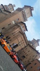 Castello Estense e Lamborghini, Ferrara