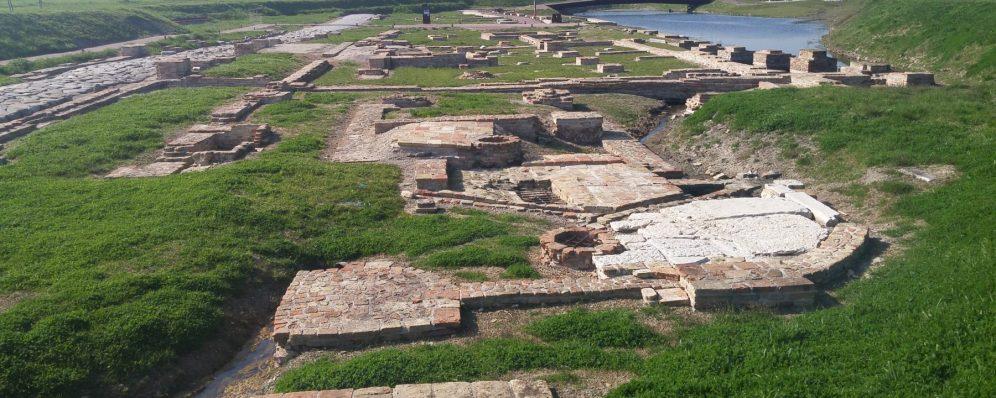 Parco Archeologico antico Porto di Classe, Ravenna