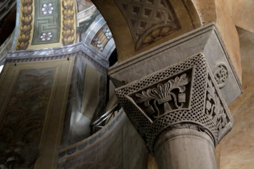 San Vitale, dettaglio, Ravenna