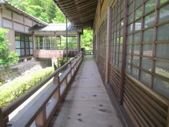 Corridor of Joei-ji