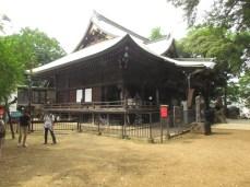 The Main Building Kishibojin-do