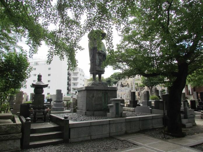 The Statue of Shinran