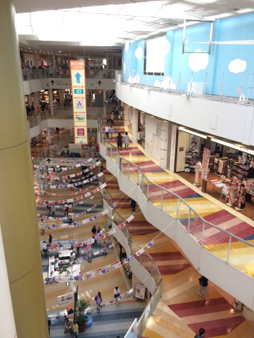 Olinus Shopping Mall in Kinshicho